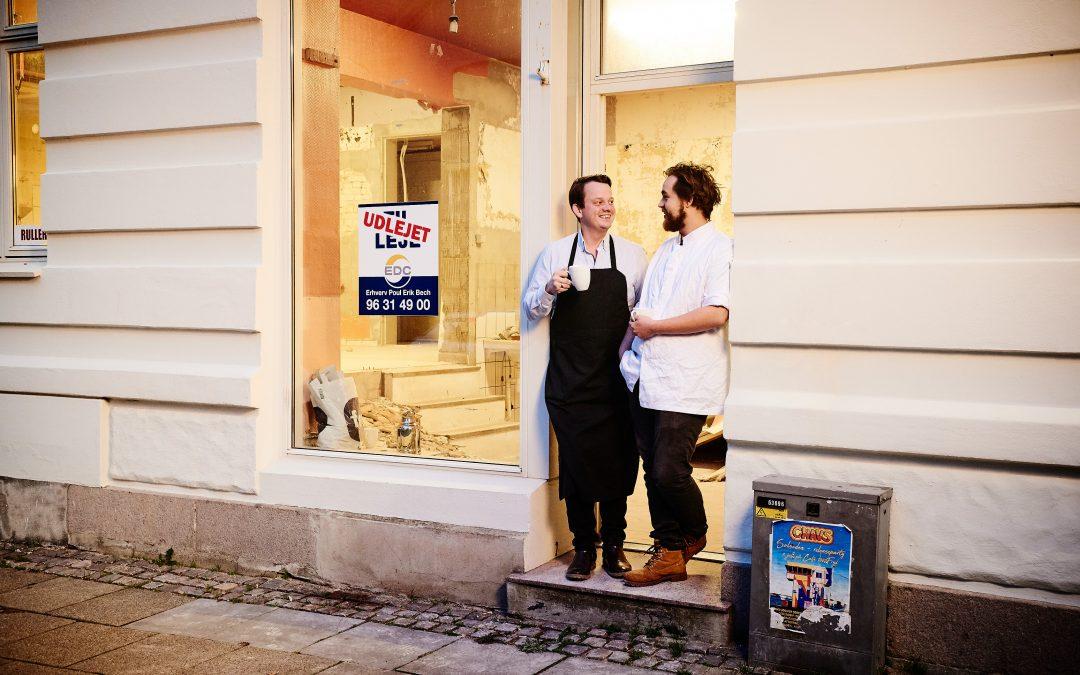 Tabu-chefer går solo med ny personlig gourmetrestaurant