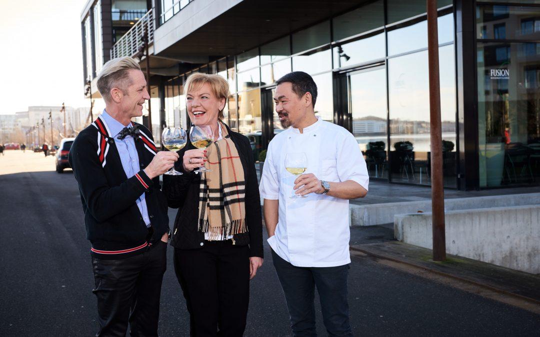 40 østrigske vinbønder og -huse besøger Aalborg med smagsprøver
