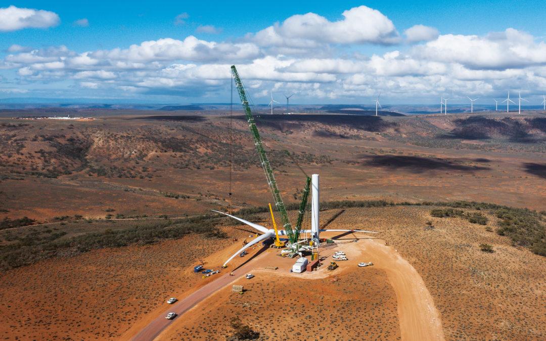 Grøn energi sikrer BMS-koncernen solid fremgang