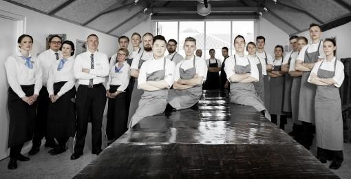 """Gourmetrestauranten på Ruths Hotel med den unge kok Dennis Juhl i spidsen er en af de seks nonimerede til spiseguidens mest ærefulde titel som """"Årets Restaurant"""" i Danmark."""