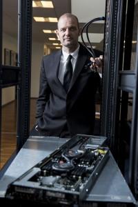 André Sloth Eriksen, adm. direktør og grundlægger af Asetek a/s. Foto: © Michael Bo Rasmussen / Baghuset. Dato: 12.05.15 Presseudsendelse. Kan frit anvendes ved omtale af Asetek.
