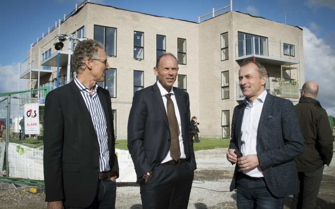 Solidt og løfterigt år for 2E Group-byggekoncernen