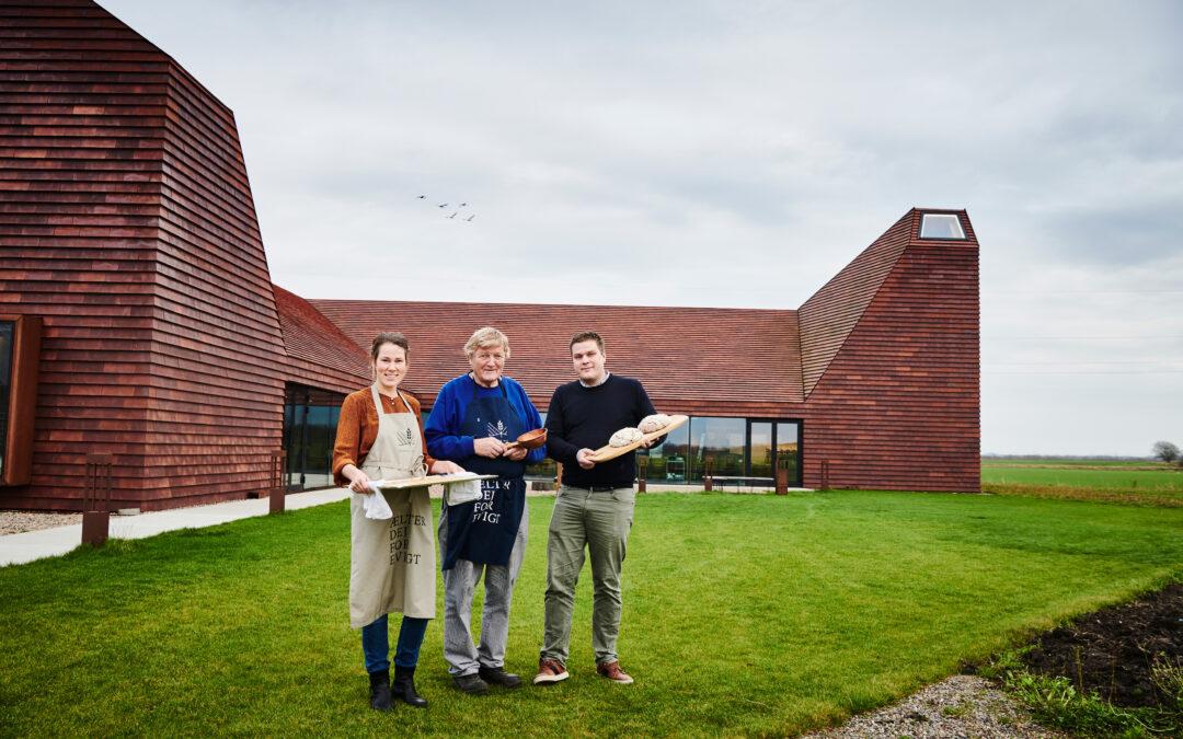 Godt nyt til alle madelskere og bage-entusiaster: Nu åbner Kornets Hus