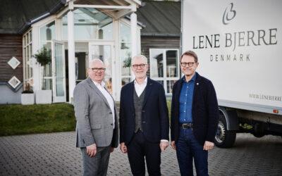 Lene Bjerre Design revitaliseres med tysk investor og ny direktør