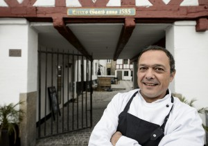 Den  historiske og over 400 år gamle Brix Gaard ved C. W. Obels Plads i Aalborg er blevet nænsomt renoveret soom adresse for alborgs nye og mest autentiske spisehuse, La Locana.