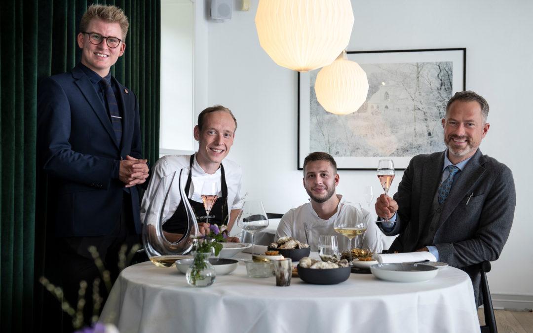 Ny gourmetrestaurant skal trække foodies til Nørre Vosborg fra ind- og udland