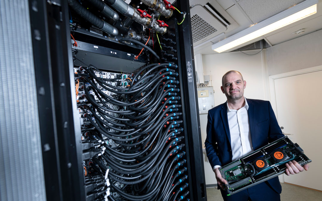 Fra 3. feb. køber Aalborg klimaneutral fjernvarme fra Aseteks datacenter